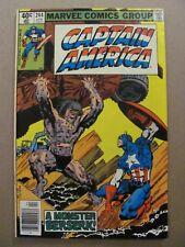 Captain America #244 Marvel Comics 1968 Series
