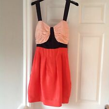 Spotlight by warehouse coral dress size 16
