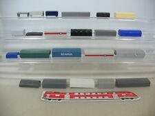 n435-0, 5 #21X Tarpaulin H0 for Trucks/Trucks/lorries/Trailers