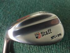MINT CONDITION Wilson Staff Sand Wedge - LH, 56-10, Firestick Steel - AWESOME!!!
