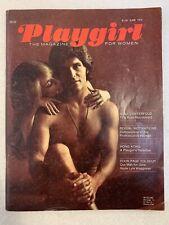 PLAYGIRL PREMIERE 6-73 JUNE 1973 LYLE WAGGONER NUDE RYAN MCDONALD CLORIS JON PET