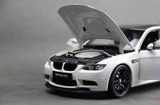 1/18 Kyosho BMW e92 M3 GTS White BBS Carbon Blue Calipper Limited Free Ship