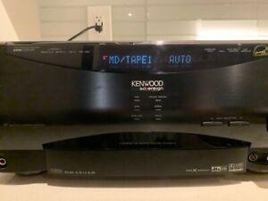 Kenwood VR-5700 Audio-Video Surround Receiver