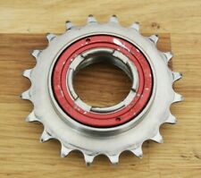 White Industries ENO Freewheel 20T   Red 3/32 or 1/8 Chain   Bearing 6808   190g