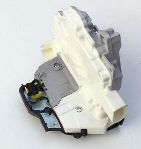 Lock Latch Actuator LHD Passenger Side Front Right Door for Audi A6 S6 A8 S8 R8