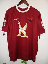 FC RUBIN Kazan (RUSSIA) MATCH WORN SHIRT 2009