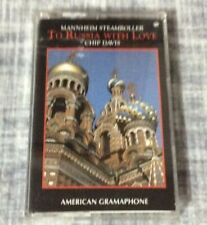 Mannheim Steamroller Chip Davis To Russia With Love Cassette 1994