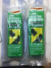 Two Frost King Pw39G Polypropylene Lawn Furniture Re-Webbing Green 2-1/4 x 39'