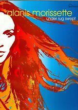 Alanis Morissette Under Rug Swept Guitar Tab songbook sheet music