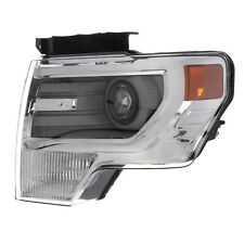 2013-2014 Ford F150 Left Driver Side Composite HID Headlight OEM DL3Z-13008-AC