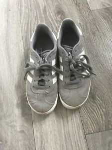 adidas gazelle gris niña
