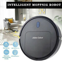 Automatic Smart Vacuum Cleaner Robot Rechargeable Vacuum Cleaner Dust box 400ML