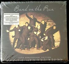 PAUL MCCARTNEY & WINGS  BAND ON THE RUN: 25TH ANNIVERSARY EDITION FACTORY SEALED
