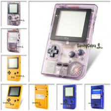 Customized Full Housing Shell Case Button Kits for Nintendo Game boy Pocket GBP