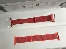 Genuine APPLE Watch sports loop Strap 40mm /38mm HIBISCUS