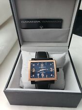 Montres De Luxe 16:9 estremo Black Rose Gold Quartz Dial Watch NEW in  Box