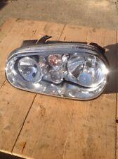 Vw Mk4 Golf Passenger Side N/S Headlight Volkswagen