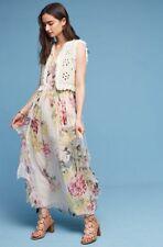 NWOT $448 Love Sam Floral Maris Maxi Dress Size Medium