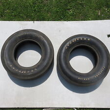 Rare OEM Original Goodyear Polyglass  G70 x 14  Tires Chevy ford Dodge Plymouth