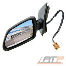 Vetro Specchio Sinistra per VW Polo 9n 01-05 VETRO SPECCHIO asphärisch lato guidatore