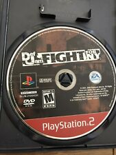 Def Jam Fight for NY loose disc only ps2 (PlayStation 2, 2004)