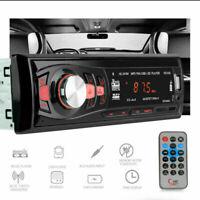 1 DIN Auto MP3 Bluetooth Player mit FM Stereo Radio Autoradio USB AUX IN BT SD