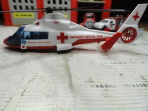 MAJORETTE FIRE EMERGENCY MEDICAL TEAM (EMT) EMERGENCY RESCUE MEDIC CUSTOM UNIT