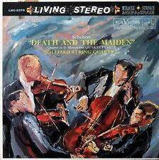 TAS - JUILLIARD / Schubert Death & Maiden / RCA Living Stereo SD LSC-2378 3S/1S