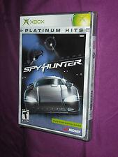 Brand New Factory Sealed SpyHunter Platinum Hits Microsoft XBOX Game