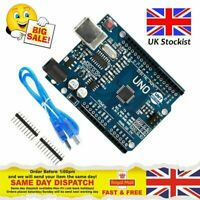 UMTMedia® (Arduino Uno - Compatible Board) R3 Rev3 ATMEGA328P - FREE USB CABLE