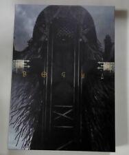 the GazettE Dogma Limited edition DVD + Photobook + Magazine USED
