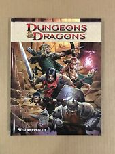Dungeons & Dragons Shadow Plague HC (IDW June 2011) First Printing NM