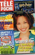 TELE POCHE N°1897 natasha st saint pierre alain chabat 2002
