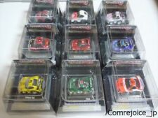 Chibikko Choro Q TAKARA REAL RACING COLLECTION 3 Complete Full 9 Set Rare F/S
