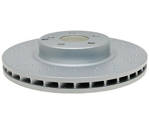 Disc Brake Rotor-Specialty - Street Performance; Coated Rotor Front Raybestos
