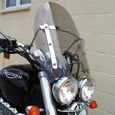 TRIUMPH ROCKET 111 ROCKET 3 CUSTOM SCREEN, clear or light grey