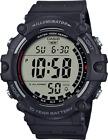 Casio-AE1500WH1AV-Chronograph-Watch-Black-Resin-Band-Alarm-Illuminator