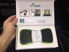 Hollywog Witouch Wireless Portable Back Massager with Remote Control Back Pain!