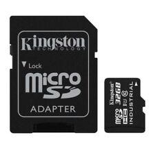 Cartes mémoire pour téléphone mobile et assistant personnel (PDA) Classe 10 SDHC, 32 Go