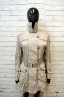 Giacca a Vento Donna PEUTEREY Cappotto con Cintura Taglia 44 Jacket Women Trench