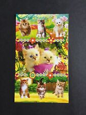 Chats Animaux - Cats Animals - Stickers Autocollants