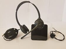 Boxed PLANTRONICS CS520/A Wireless Noise-Cancelling Telephone Headset