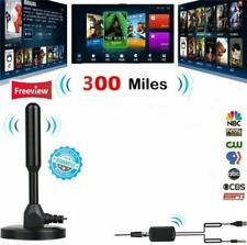 300 Mile Range Antenna Tv Digital Hd 1080p Skywire 4K Antena Digital Indoor Hdtv