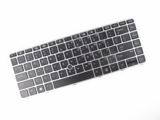 For HP EliteBook 840 G3 US backlit keyboard with Mouse Point