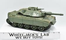 Mobat #2 FULLY WORKS Motorized Battle Tank Complete Vintage GI Joe 1982