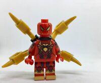 SPIDER-MAN VENOM ENDGAME SUPER HEROES  minifigure lego movie MARVEL MINIFIGURE