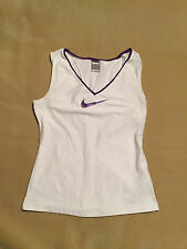 Womens Nike Dry Fit Fitness Vest Top Sleeveless Size Large Great Condition