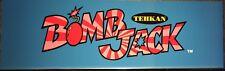 """Bomb Jack Arcade Marquee 26""""x8"""""""
