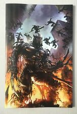 Shredder in Hell #1 IDW Clayton Crain Teenage Mutant Ninja Turtle