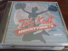 A MAJOR KARAOKE AM-001 TOBY KEITH HONKYTONK U CD+G SEALED